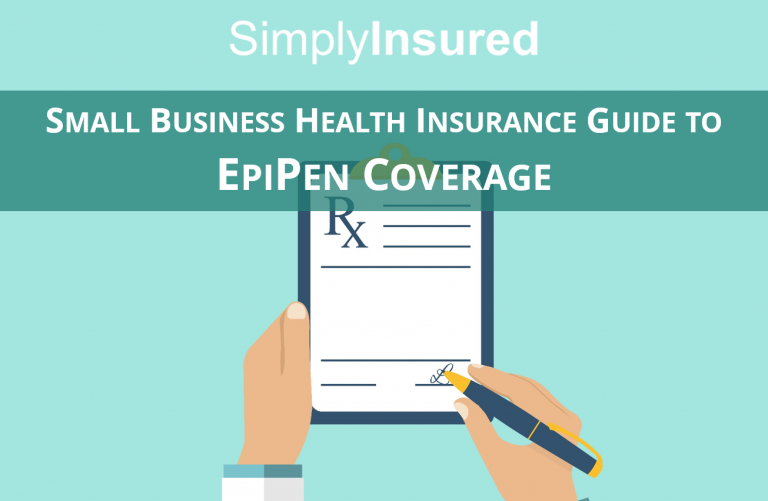 Small Business Health Insurance Guide to EpiPen Costs