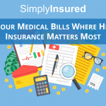 Four Medical Bills Most Impacted by Health Insurance
